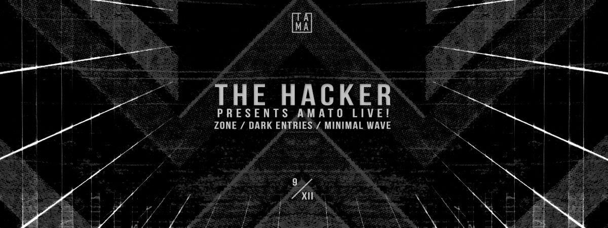 Acid Plant w/ The Hacker presents Amato live!