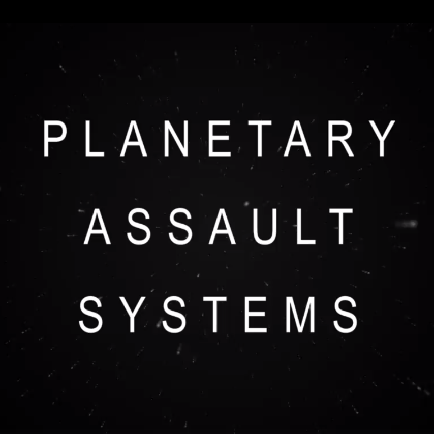 Aftermovie: Planetary Assault Systems / 2 XII 2017