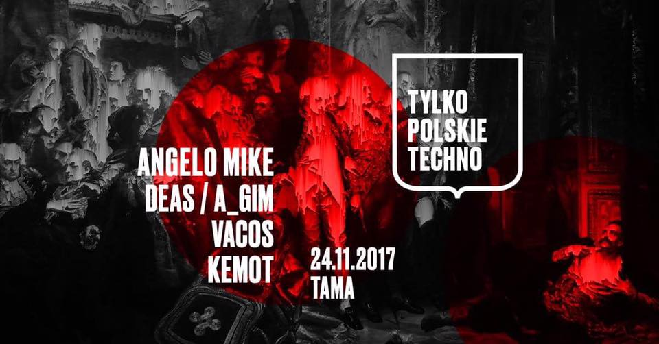 Tylko Polskie Techno x Tama