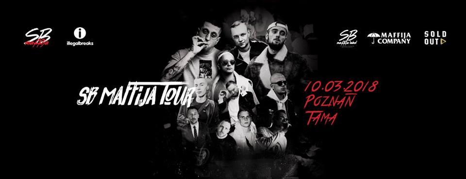 SB Maffija Tour / Poznań