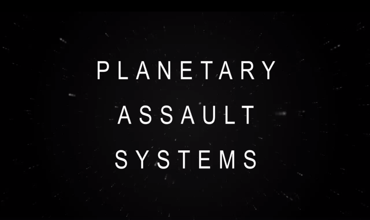 Planetary Assault Systems / Larix / Kim / Thomas Palec