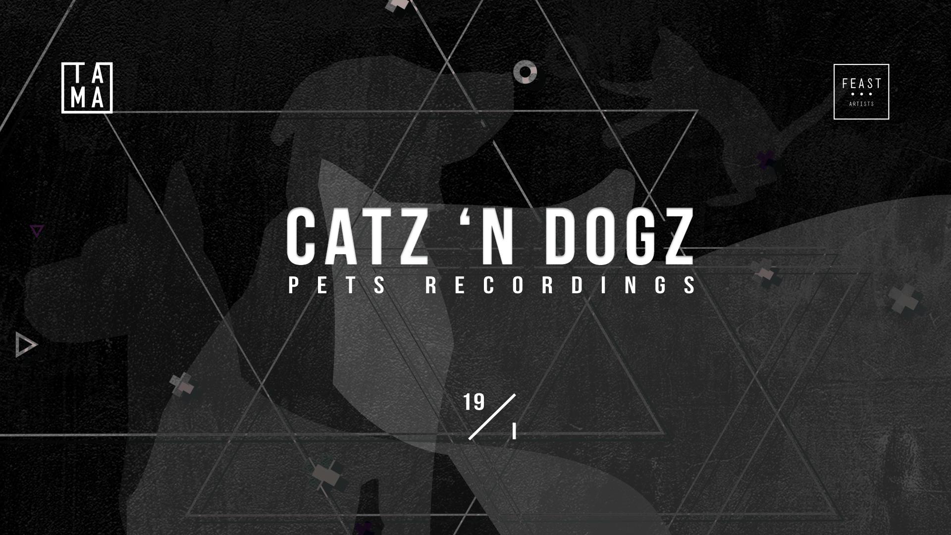 Catz n Dogz / Earth Trax / Keytov