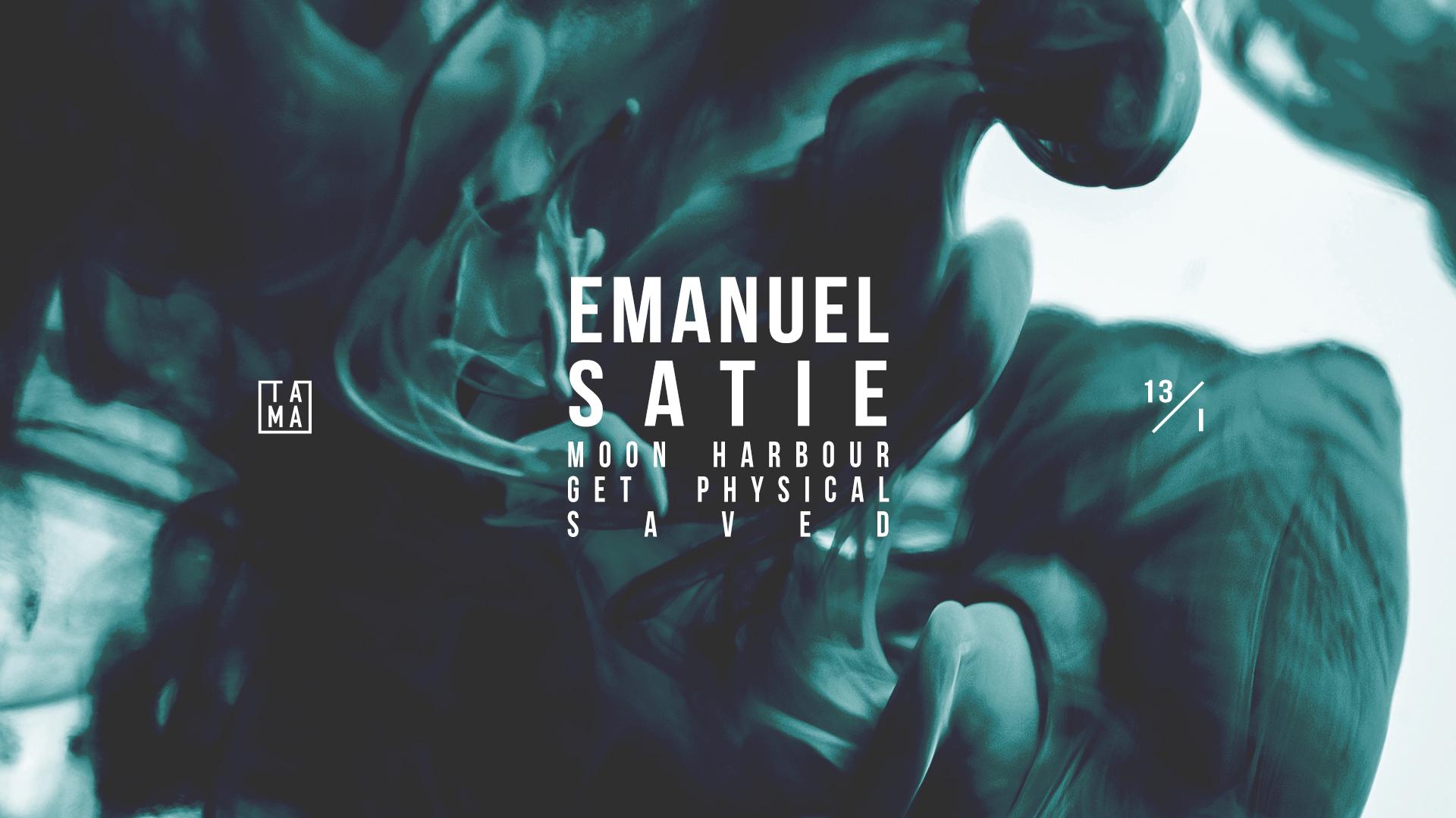 Emanuel Satie / Arcode / Basen