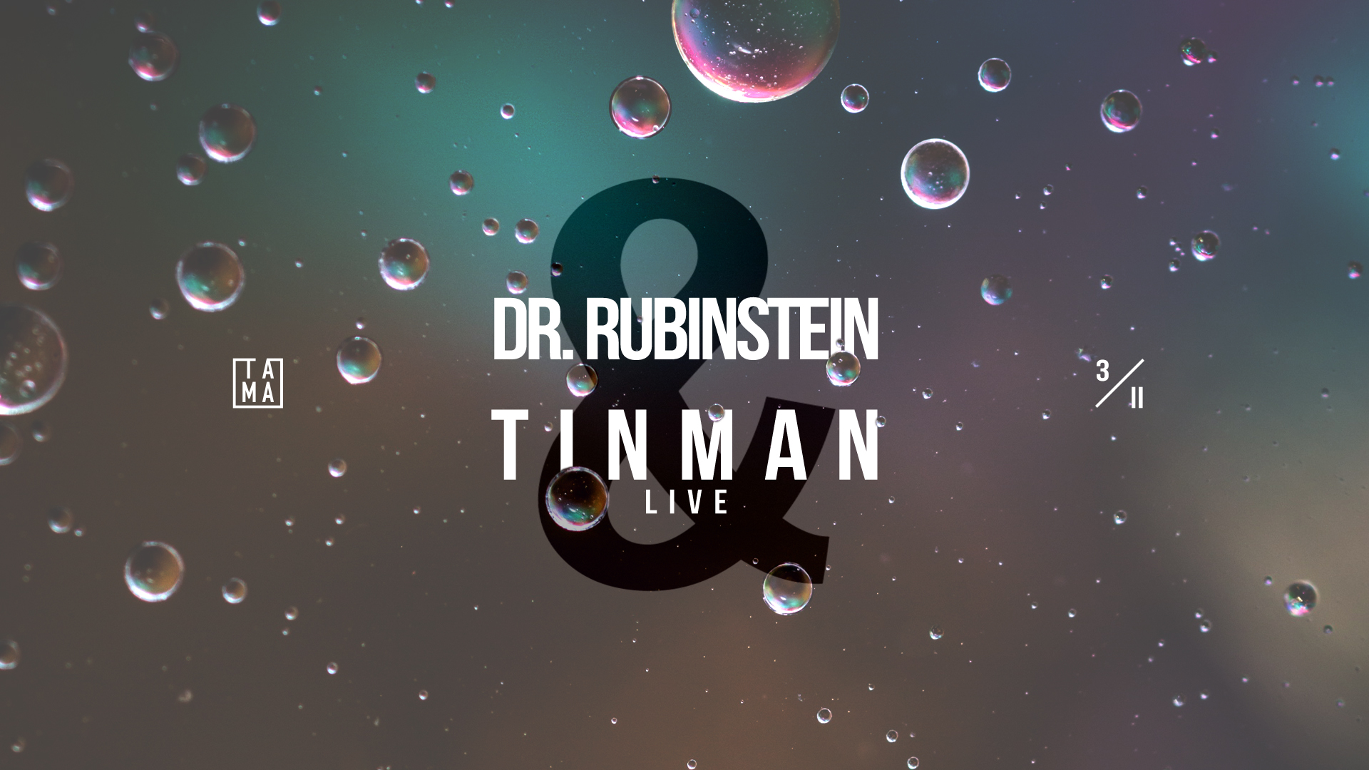 Acid Plant with Dr. Rubinstein & Tin Man (live) / Feelaz / MRTN.