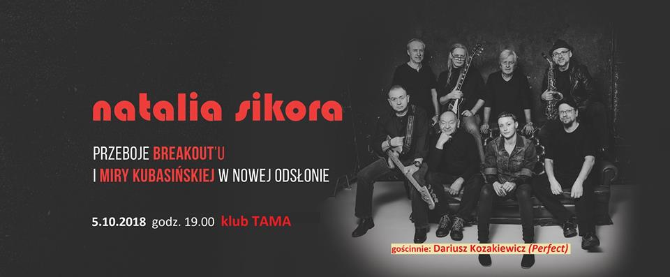 """Natalia Sikora """"Tribute to Breakout"""""""