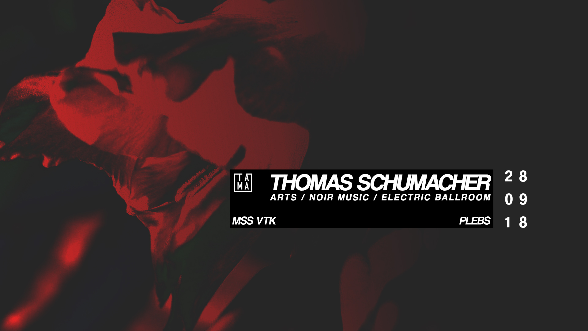 Thomas Schumacher / Mss Vtk / PLEBS