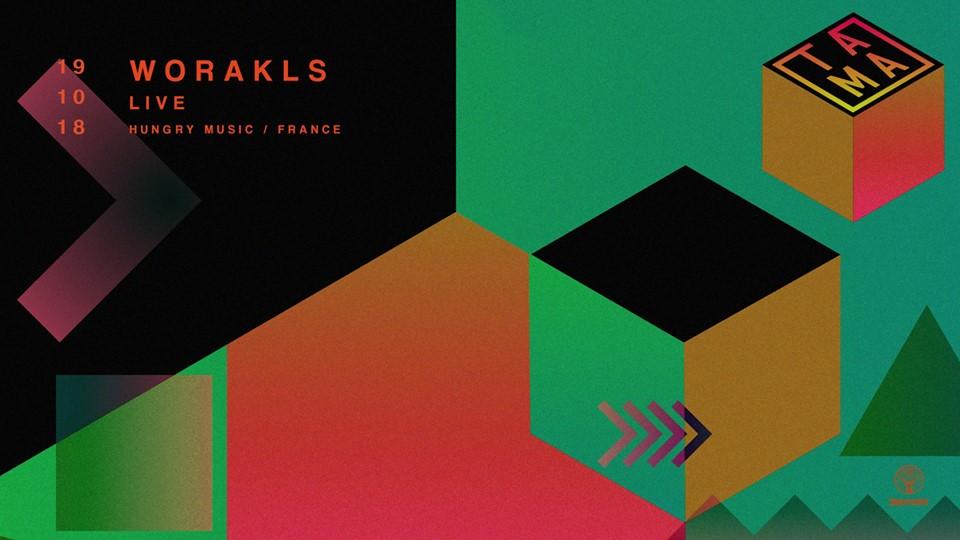 Worakls (live)