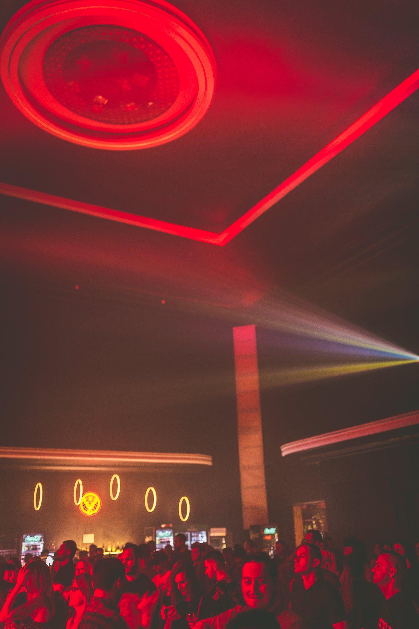 Noc Rezydentów • 2 XI 18′