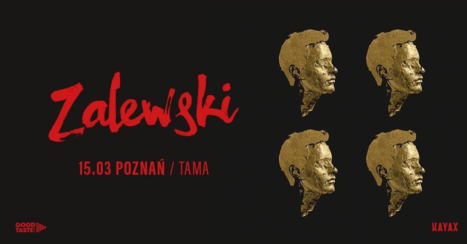 Krzysztof Zalewski w Tamie