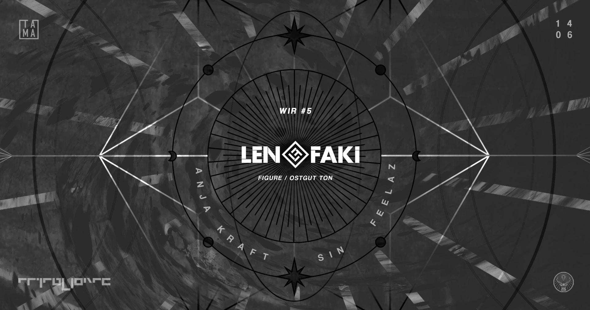 WIR #5: Len Faki