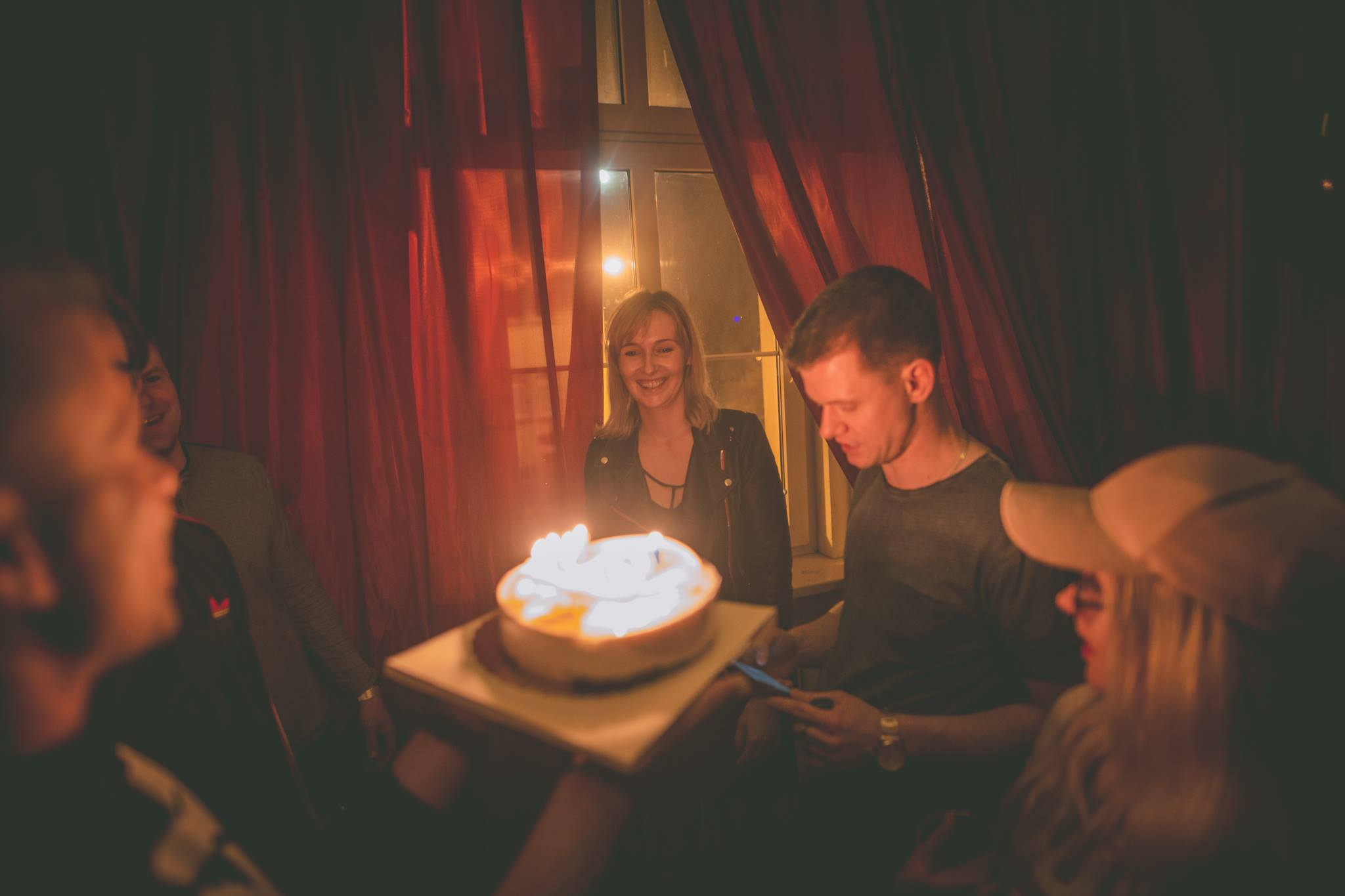 Joana Birthday Bash: Bambounou all night long / 13 IV '19